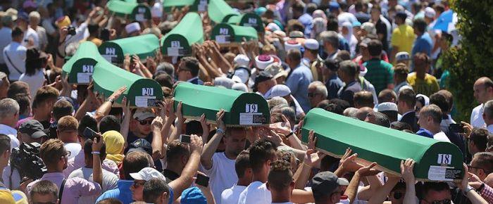 127 Srebrenitsa kurbanı daha toprağa verildi