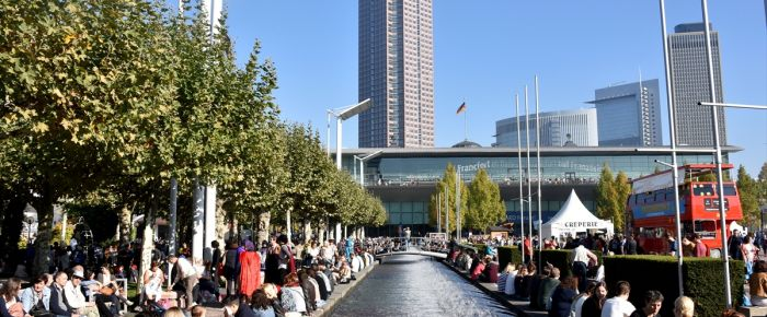 69. Frankfurt Kitap Fuarı sona erdi