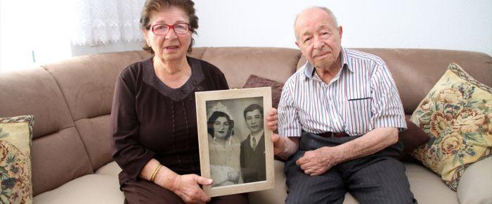 70 yıllık evliliğin sırrı
