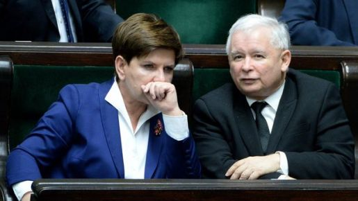 AB Parlamentosu, Polonya Başbakanı Szydlo'yu dinledi