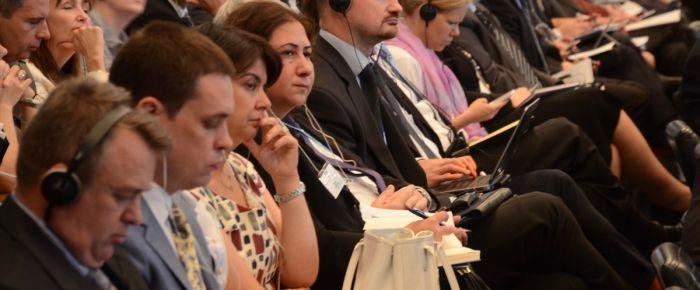 AGİT Güvenlik Konferansı Viyana'da
