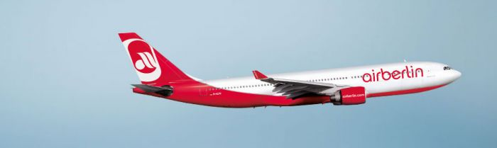 Air Berlin'in malzemeleri satışta
