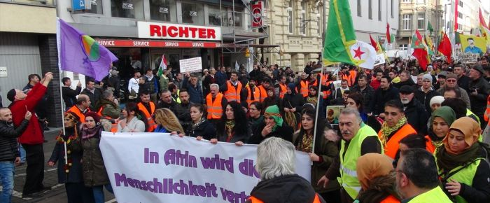 Alman ekonomisine PKK darbesi