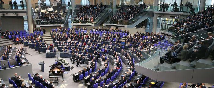 Alman parlamenterler TBMM'yi ziyaret edecek