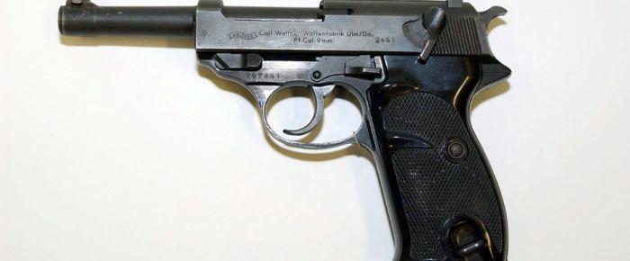 Alman silahları pazara düştü