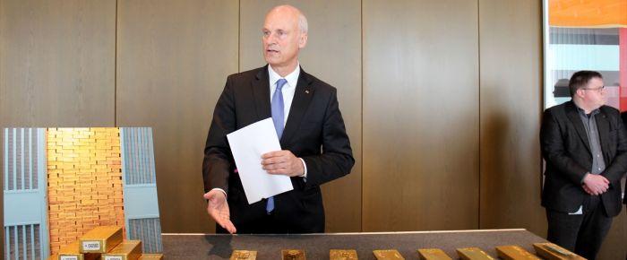 Almanya, yurt dışındaki 216 ton altınını ülkeye taşıdı