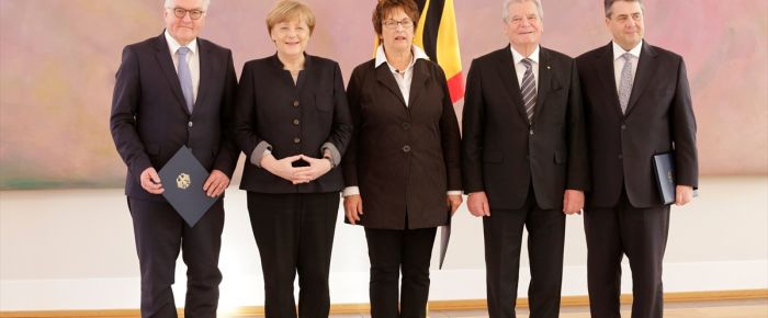 Almanya'da azil ve atama