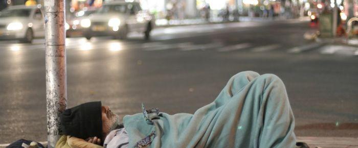 Almanya'da evsiz sayısında büyük artış