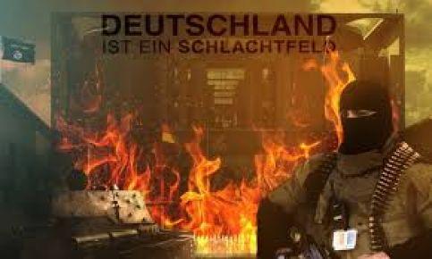Almanya'da polise saldıran DEAŞ sempatizanına 6 yıl hapis