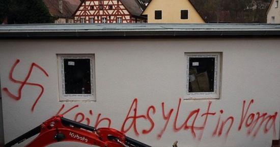 Almanya'da sığınmacılara yönelik saldırıların arttı