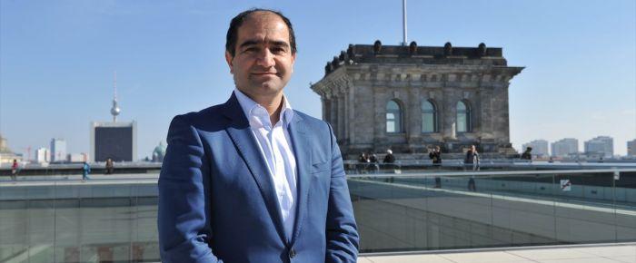 Almanya'da Türk kökenli vekile ölüm tehdidi