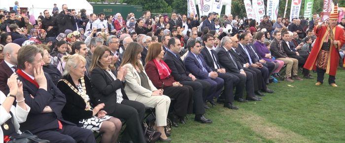Anadolu kültürü Londra'ya taşındı