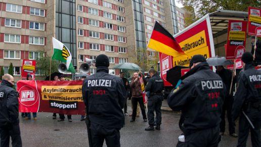 Aşağı Saksonya'da 22 aşırı sağcıya tutuklama kararı