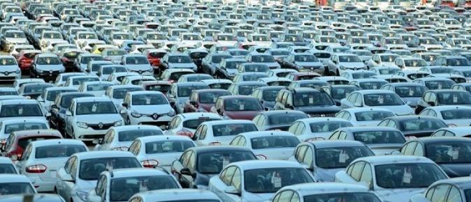 Avrupa otomobil pazarı 11 ayda yüzde 8,6 büyüdü