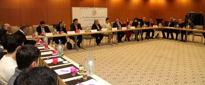 Azerbaycanlılardan Erdoğan'a destek açıklaması