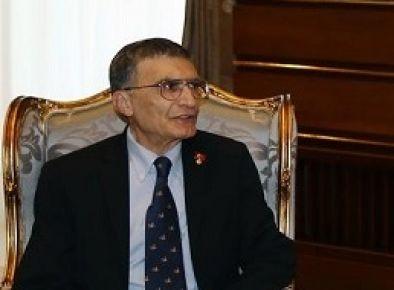 Aziz Sancar, ABD'de