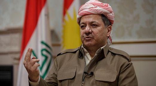 Barzani siyasi partiler ile görüştü
