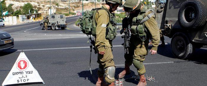 Batı Şeria'da bir Filistinli öldürüldü