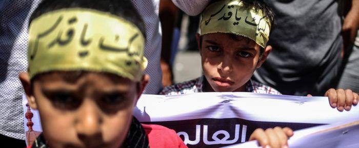 Batı Şeria'da olaylar