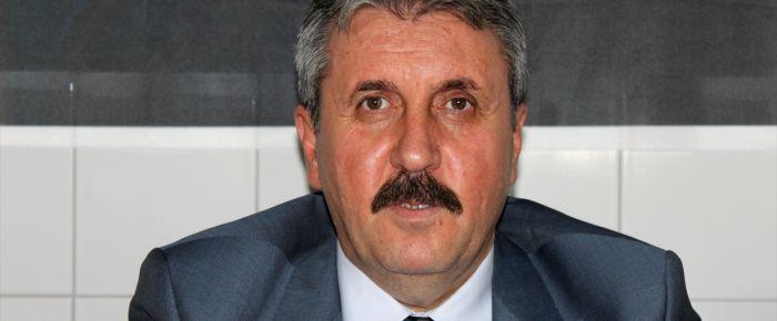 BBP Genel Başkanı Destici Almanya'da