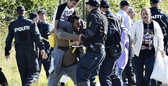 Belçika'dan Danimarka'ya mülteci tepkisi
