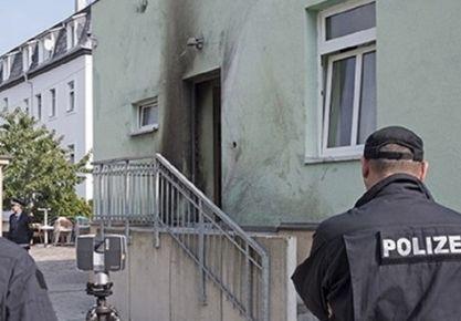 Cami saldırganı Alman suçunu itiraf etti