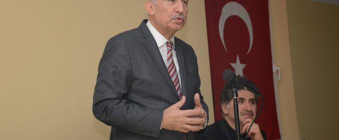 Çelebi: Türkeş'in kafasındaki başkanlık sistemi bu değildi