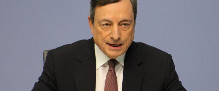Draghi'den kararlılık mesajı