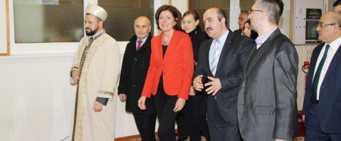 Dreyer: 'DİTİB vazgeçilmez bir ortaktır'