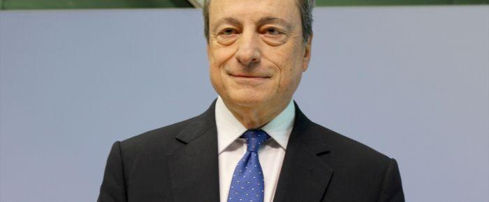 ECB Başkanı Draghi'den Schaeuble'ye cevap
