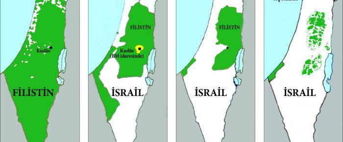 Filistin'de iki devletli çözüm teklifi
