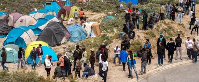 Fransa: Mülteci alanında ıslah çalışması