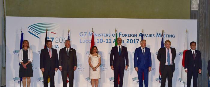 G7 Dışişleri Bakanları Toplantısı sona erdi