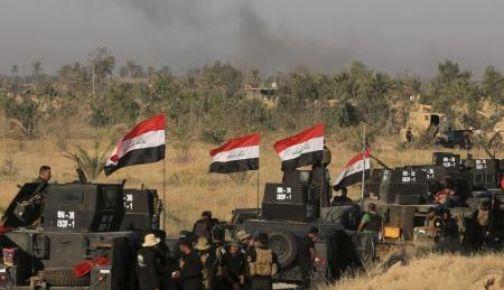 Irak el-Kayyara Hava Üssünü IŞİD'den kurtardı