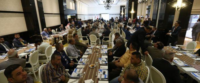 Irak-Türkiye ticari ilişkiler paneli