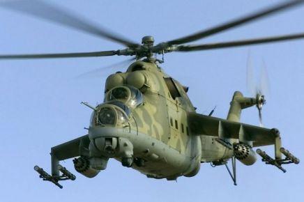 IŞİD Rus helikopteri düşürdü