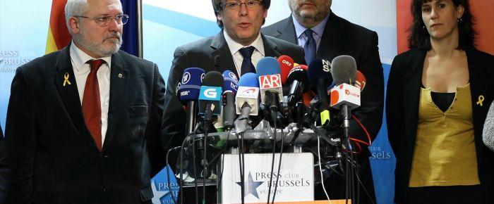 Katalonlar AB'den aracılık bekliyor