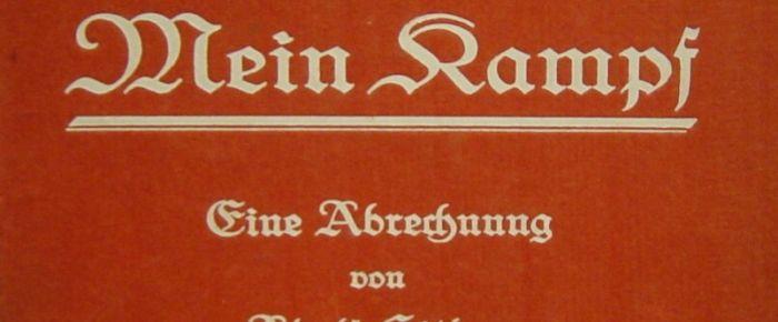 'Kavgam' 70 yıl sonra Almanya'da hortladı