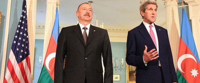 Kerry ile Aliyev arasında D.Karabağ telefonlaşması