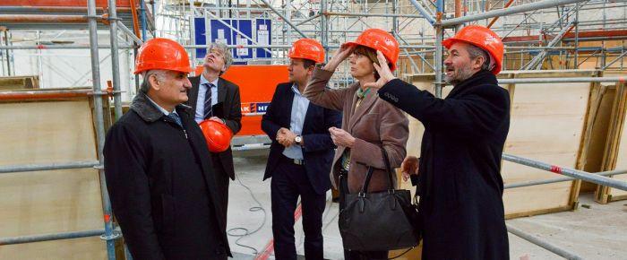Köln Belediye Başkanı Reker'dan DİTİB'e ziyaret