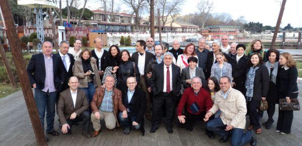 Köln Fachhochsculeliler Kadıköy'de buluştu
