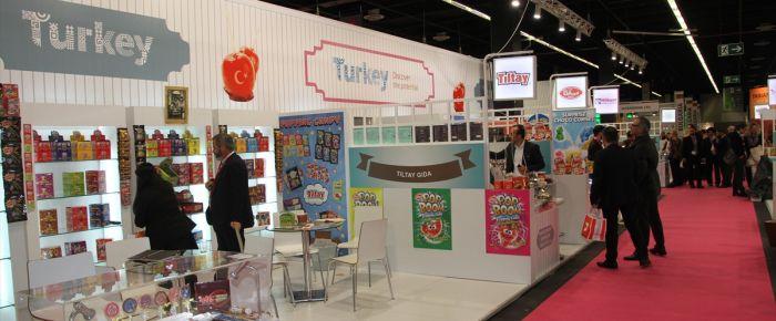 Köln Uluslararası Şekerleme ve Bisküvi Fuarı başladı