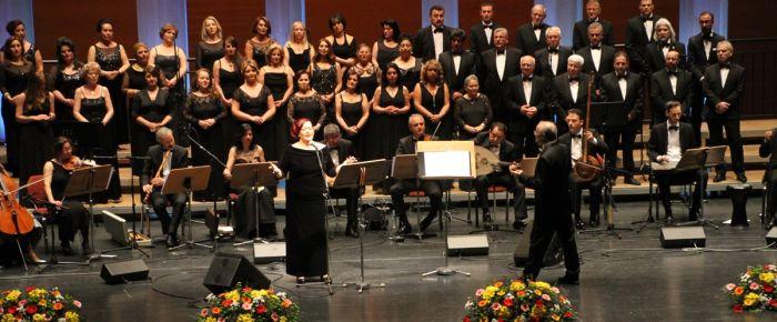Leverkusen'de TSM Konseri