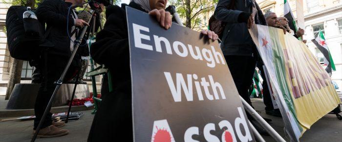 Londra'da tepki çeken Suriye konferansı