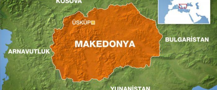 Makedonya üzerinde nüfuz kavgası