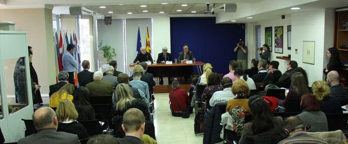 Makedonya'da uzlaşı çağrısı