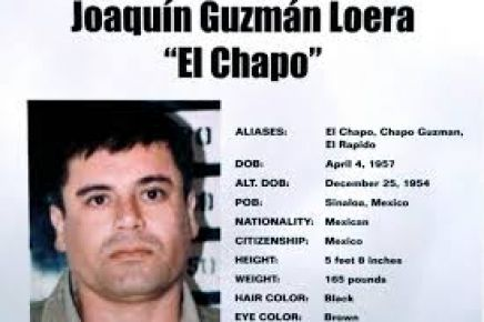 Meksika'nın kokain kralı El-Kapo yakalandı