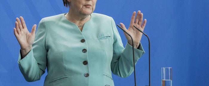 Merkel: 'Almanya Türkiye'nin yanındadır'