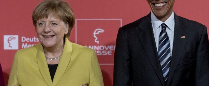 Merkel Obama'ya Türkiye'yi anlattı