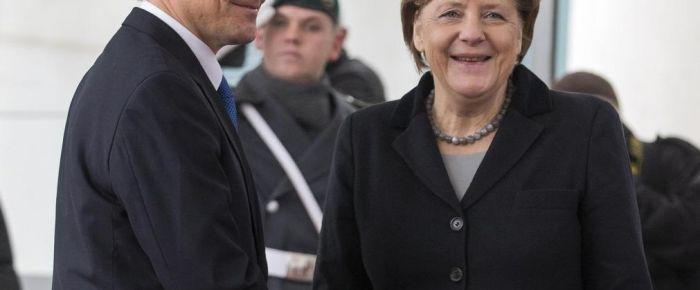 Merkel'den Schengen hassasiyeti